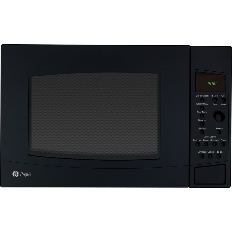 ... cu ft 1,000-Watt Countertop Convection Microwave (Black) at Lowes.com