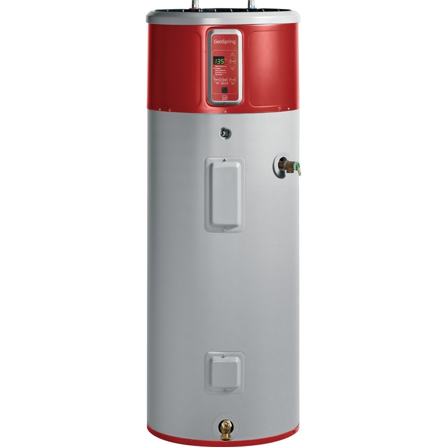GE GeoSpring 50-Gallon Electric Water Heater with Hybrid Heat Pump ENERGY STAR