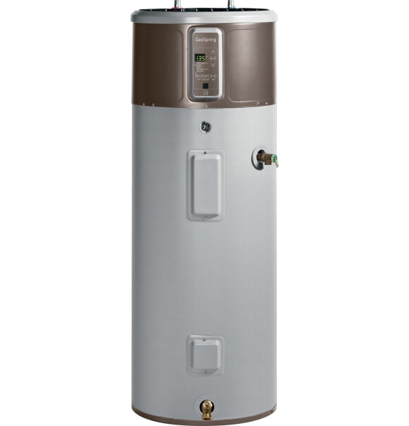 GE Geospring 50-Gallon 1-Year Hybrid Heat Pump Water Heater ENERGY STAR