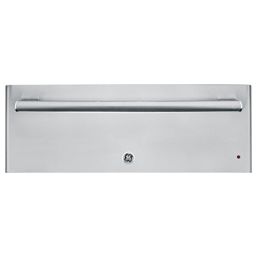 GE Profile Warming Drawer (Stainless Steel) (Common: 30-in; Actual 29.75-in)