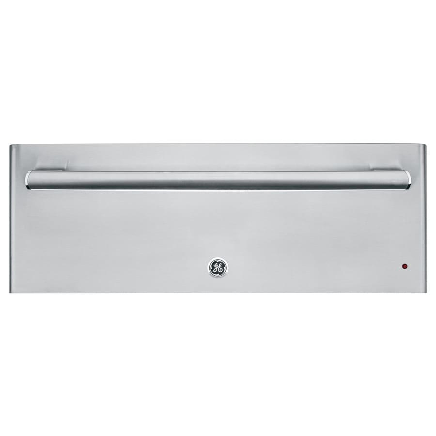 GE Profile Warming Drawer (Stainless Steel) (Common: 27-in; Actual: 26.75-in)