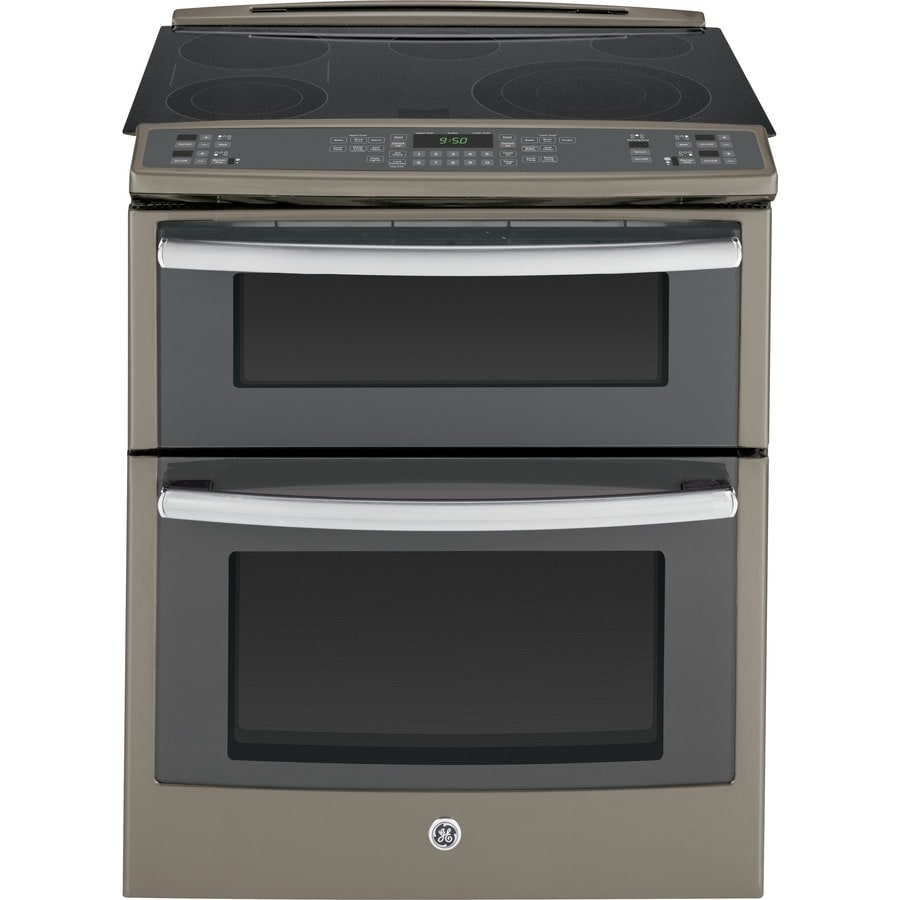 Shop Ge Profile Series 30 In Smooth Surface 5 Element 4 4