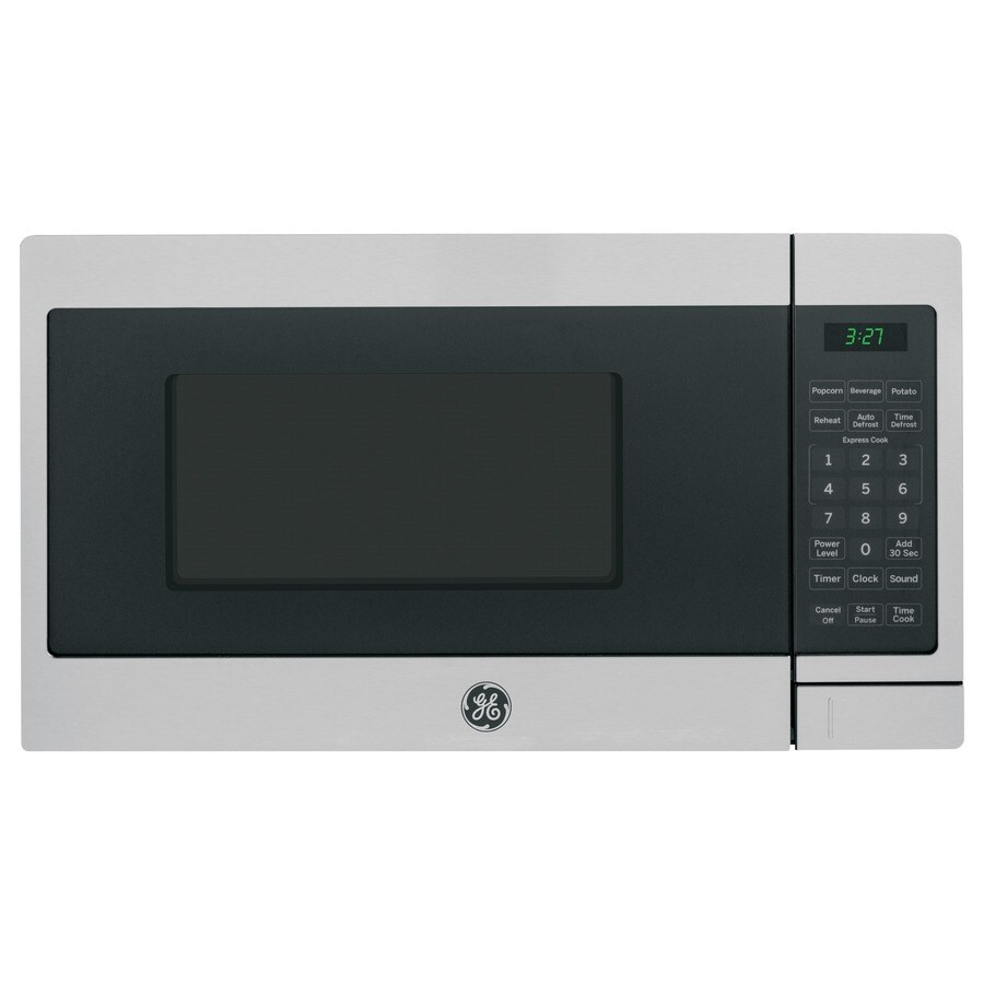 Countertop Microwave In Stainless Steel : ... cu ft 700-Watt Countertop Microwave (Stainless Steel) at Lowes.com