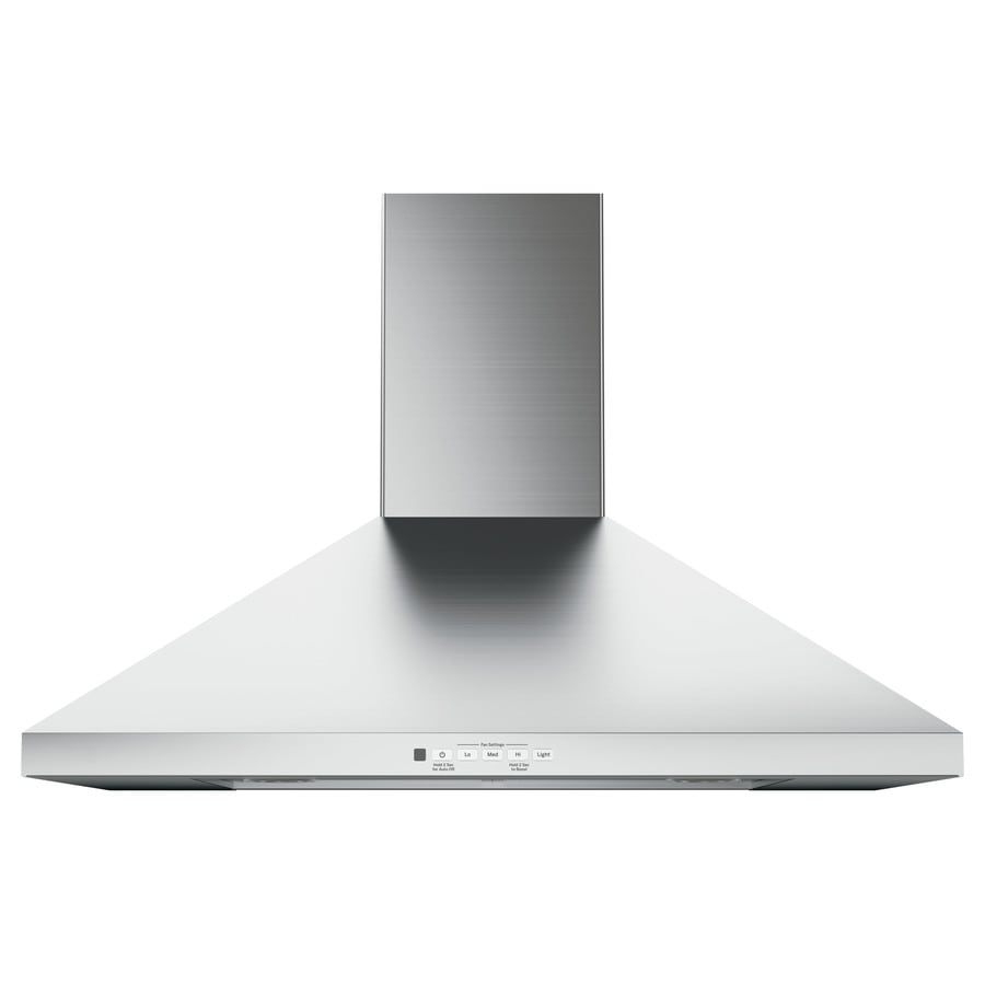 GE Convertible Wall-Mounted Range Hood (Stainless Steel) (Common: 30-in; Actual: 30-in)