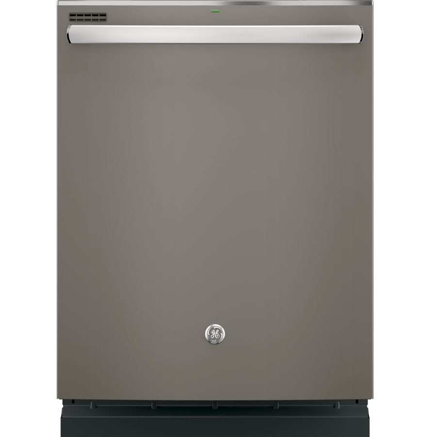 Shop GE 48-Decibel Built-In Dishwasher with Bottle Wash ...