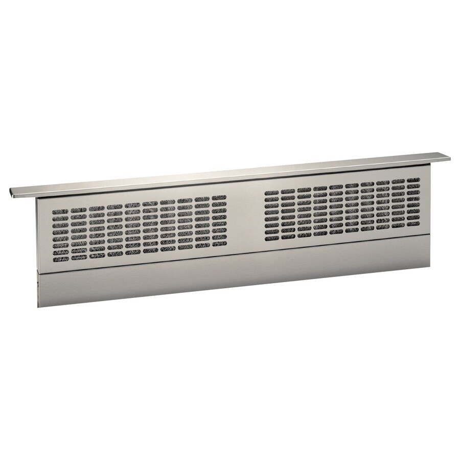 GE 30-in Downdraft Range Hood (Stainless Steel)