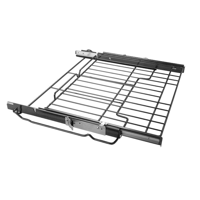GE 27-in Electric and Induction Range Oven Rack (Black) in