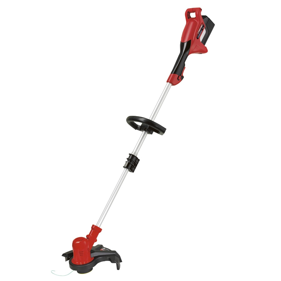 Troy-Bilt 20-Volt 12-in Straight Cordless Electric String Trimmer
