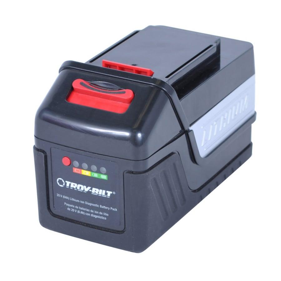 Troy-Bilt 20-Volt Lithium Ion Battery
