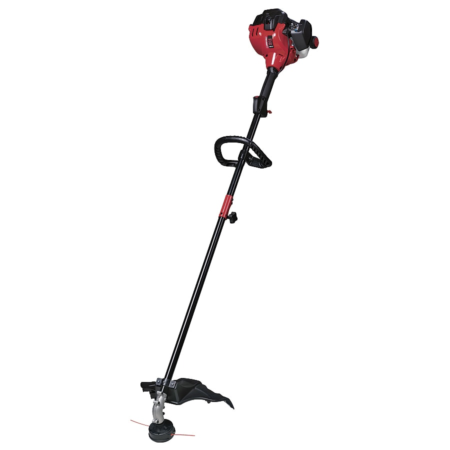 Troy-Bilt 27cc 2-Cycle 17-in Straight Shaft Gas String Trimmer and Edger