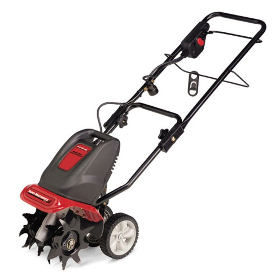 Yard Machines 6.5-Amp 9-in Corded Electric Cultivator