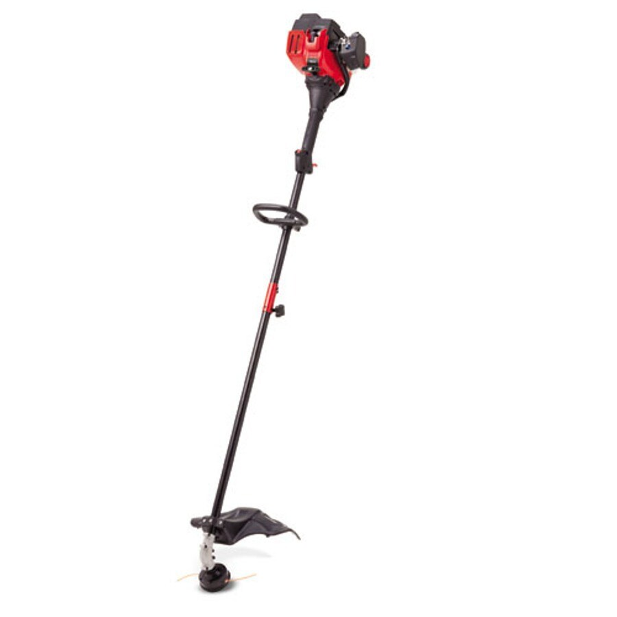 Troy-Bilt 25-cc 2-Cycle 17-in Straight Shaft Gas String Trimmer