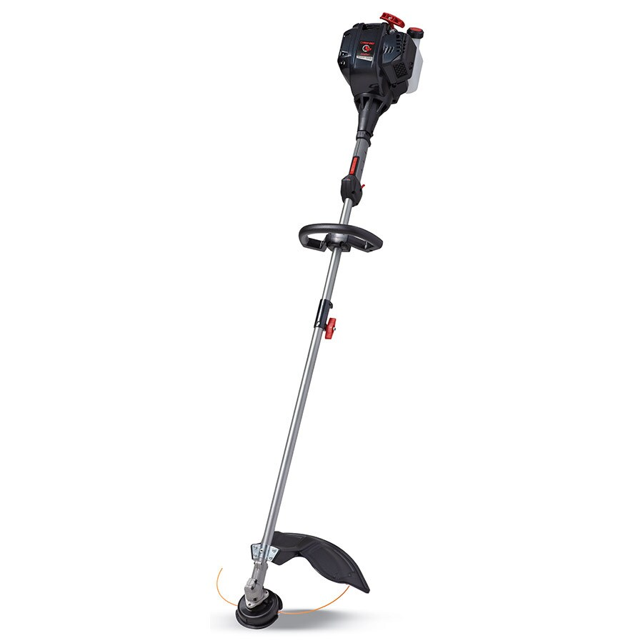 Troy-Bilt 25cc 4-Cycle XP 18-in Straight Shaft Gas String Trimmer and Edger