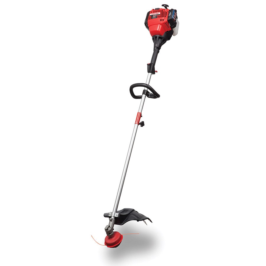 Shop Troy-Bilt 30-cc 4-Cycle 17-in Straight Shaft Gas String Trimmer at Lowes.com