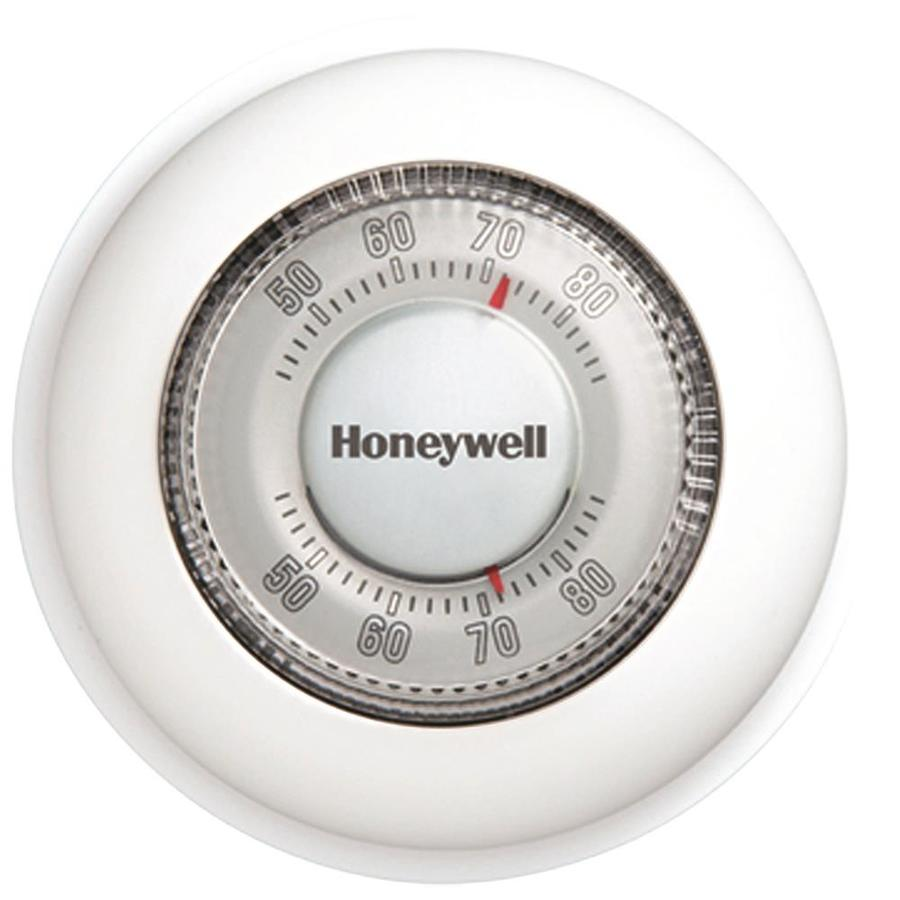 Honeywell Round Mechanical Non-Programmable Thermostat