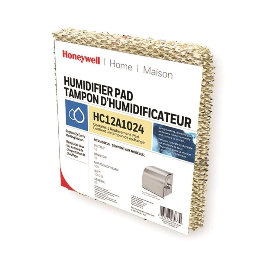Honeywell Whole-House Humidifier Pad for Drum Humidifiers