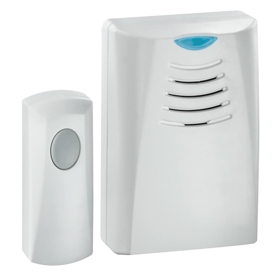 Honeywell Plastic Wireless Doorbell