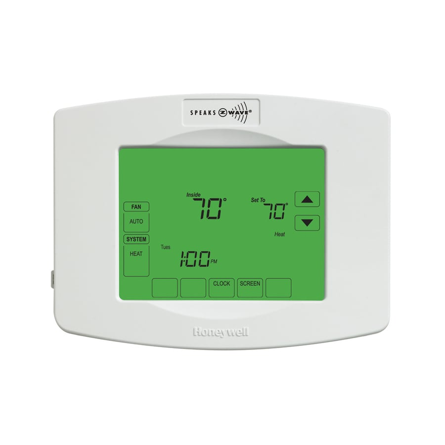 Honeywell 7-Day Touch Screen Programmable Thermostat
