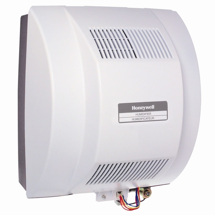 Honeywell Whole House Humidifier Whole House Evaporative Humidifier (For  Rooms +1001-sq ft) in the Humidifiers department at Lowes.comLowe's