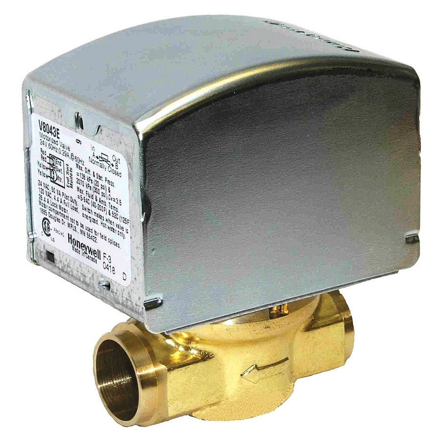 Honeywell 3.5 Cv Motorized Zone Valve