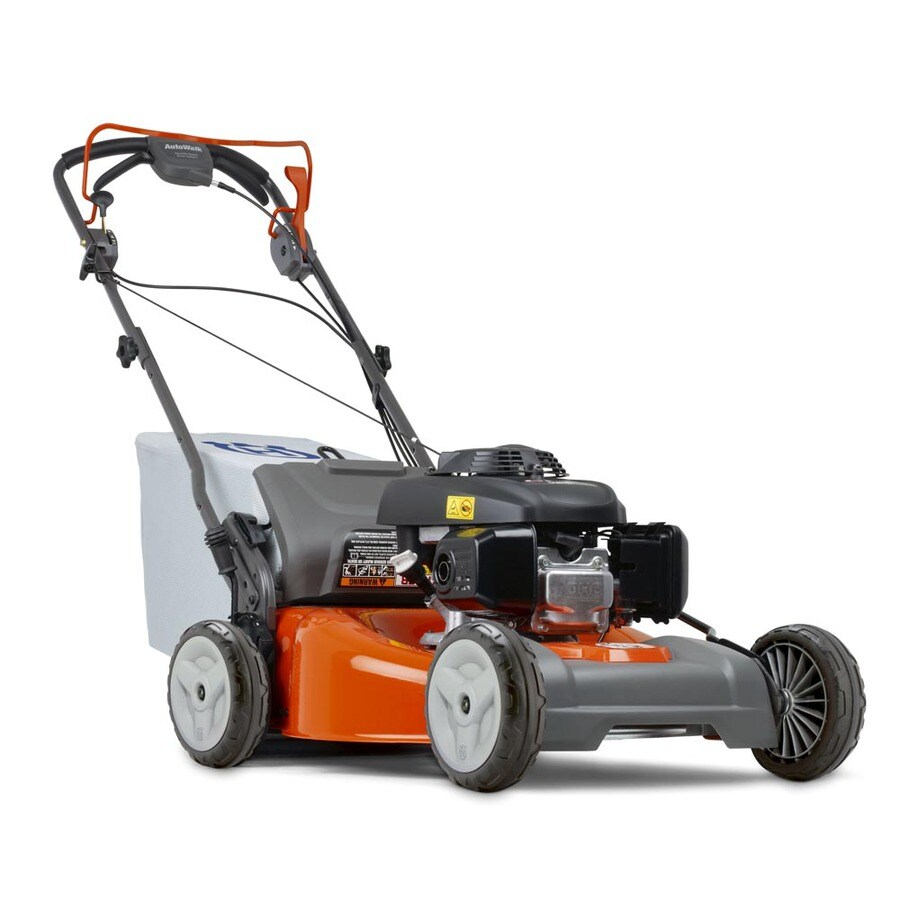 Husqvarna 22-in Self-Propelled Rear Wheel Drive Gas Push Lawn Mower