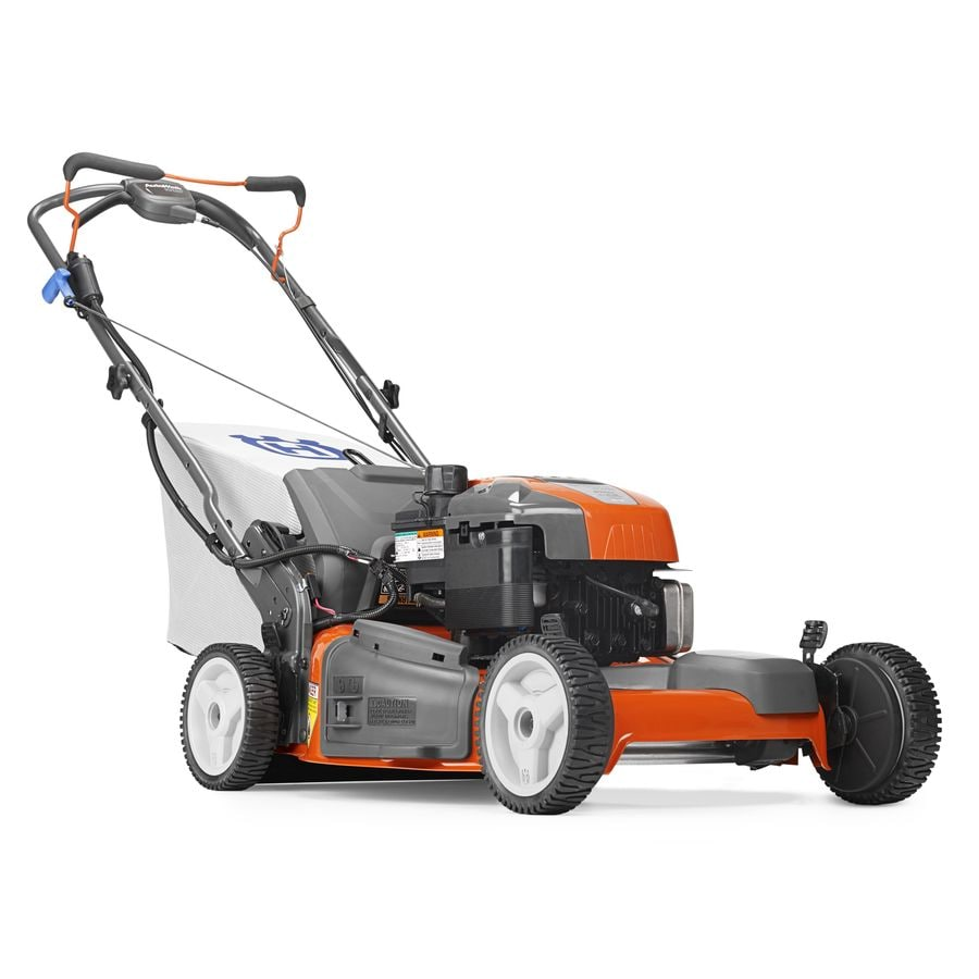 Husqvarna HU675FE 22-in Self-Propelled Front Wheel Drive Gas Push Lawn Mower