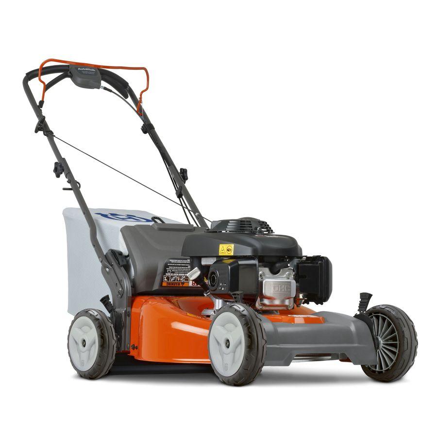Husqvarna HU700L 22-in Self-Propelled Rear Wheel Drive Gas Push Lawn Mower