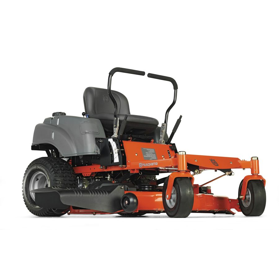 Husqvarna RZ5424 24-HP V-Twin Dual Hydrostatic 54-in Zero-Turn Radius Lawn Mower with Kawasaki Engine