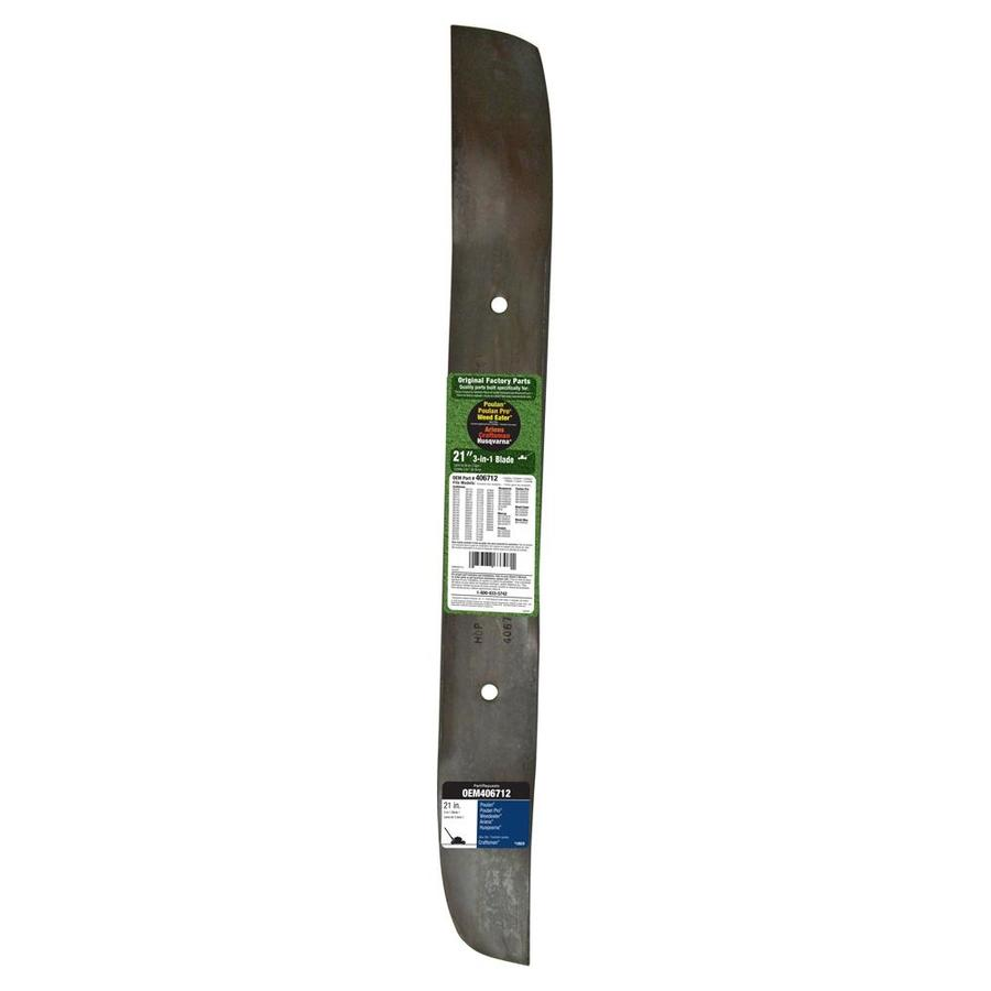 Outdoor Factory Parts 21-in Multipurpose Push Lawn Mower Blades