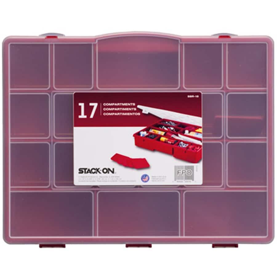 Stack-On Storage Box