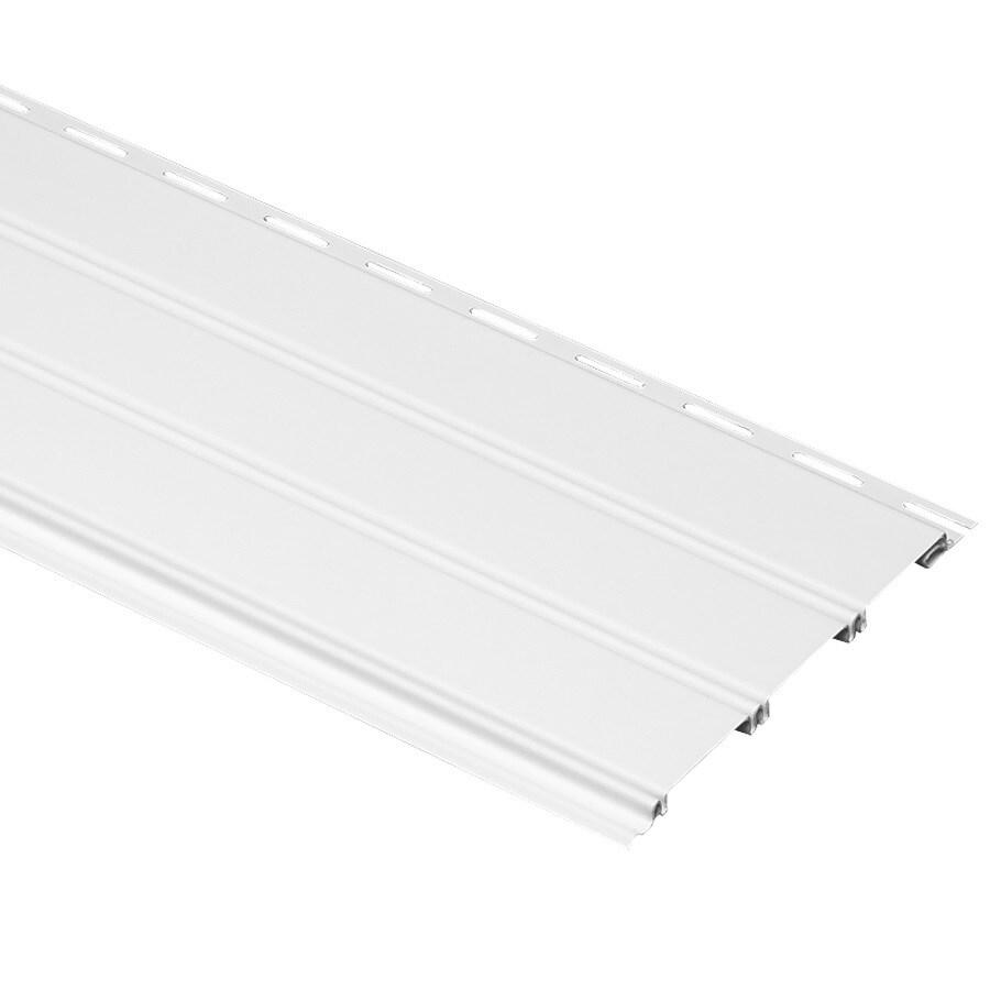 Durabuilt 7-in x 144-in White Soffit