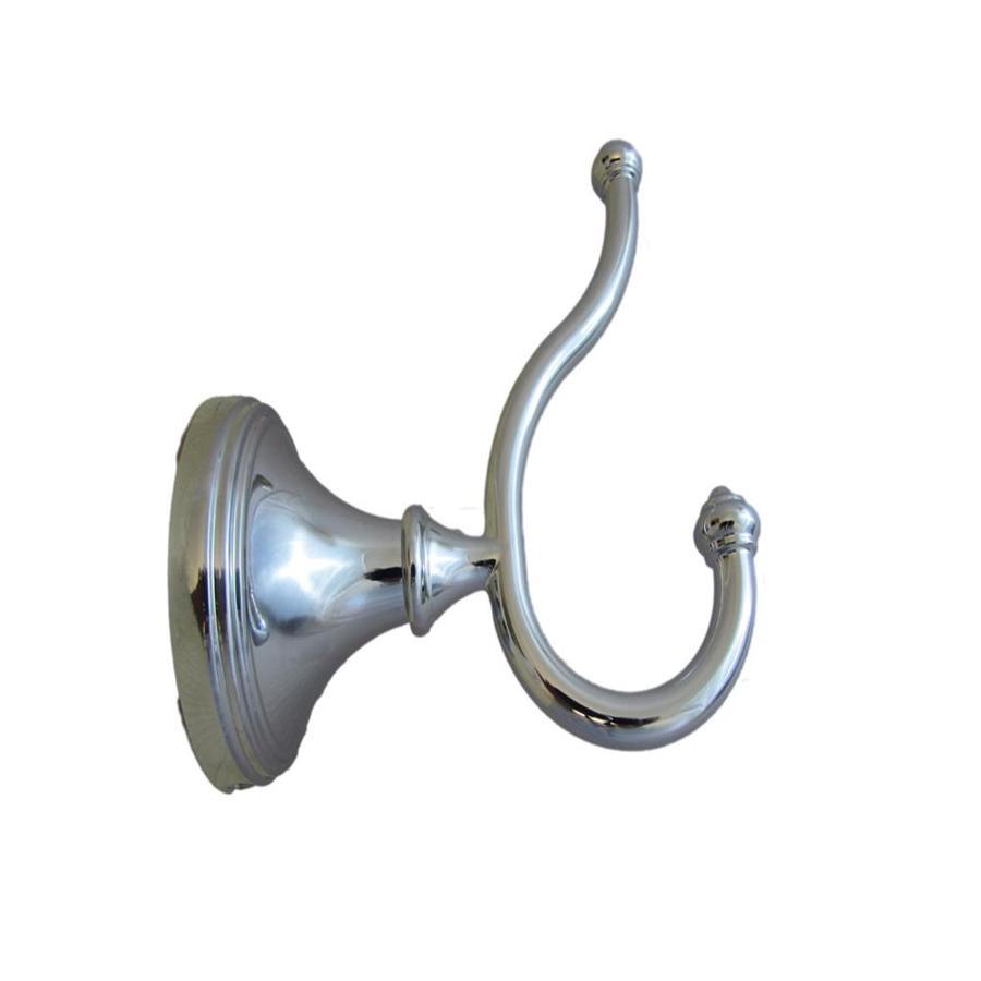 ARISTA Annchester 1-Hook Chrome Robe Hook