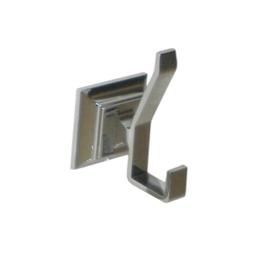 ARISTA Leonard 1-Hook Chrome Robe Hook