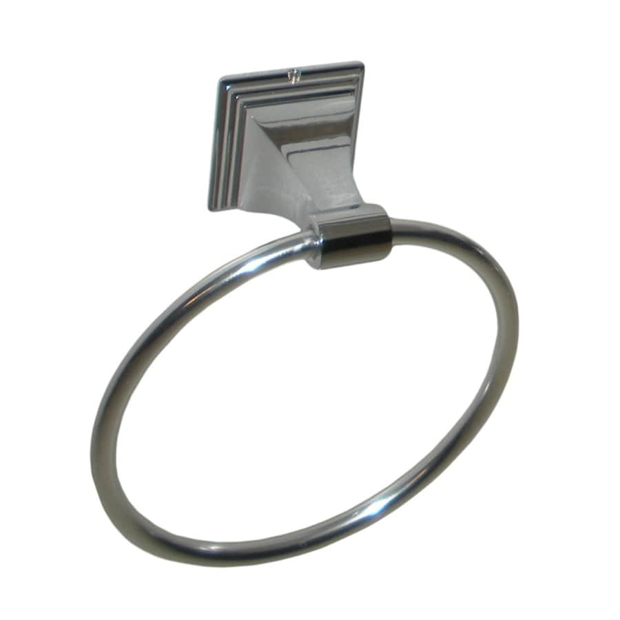 ARISTA Leonard Chrome Wall Mount Towel Ring