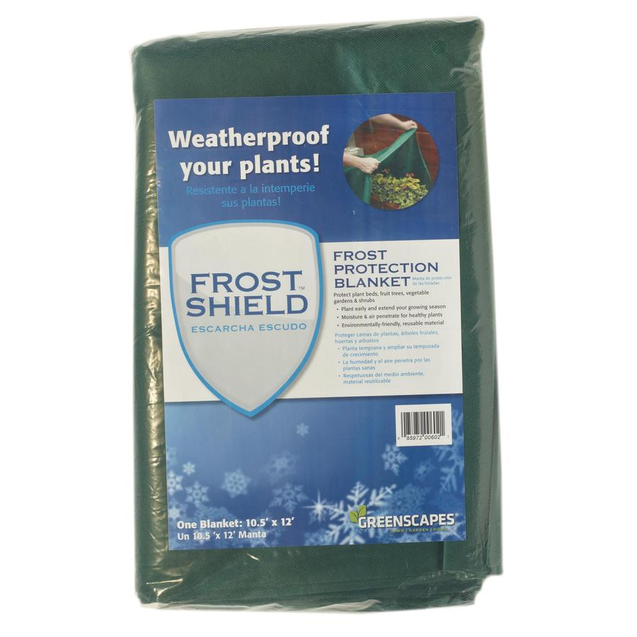 Greenscapes 12-ft x 10.5-ft Spun-Bond Material Blanket