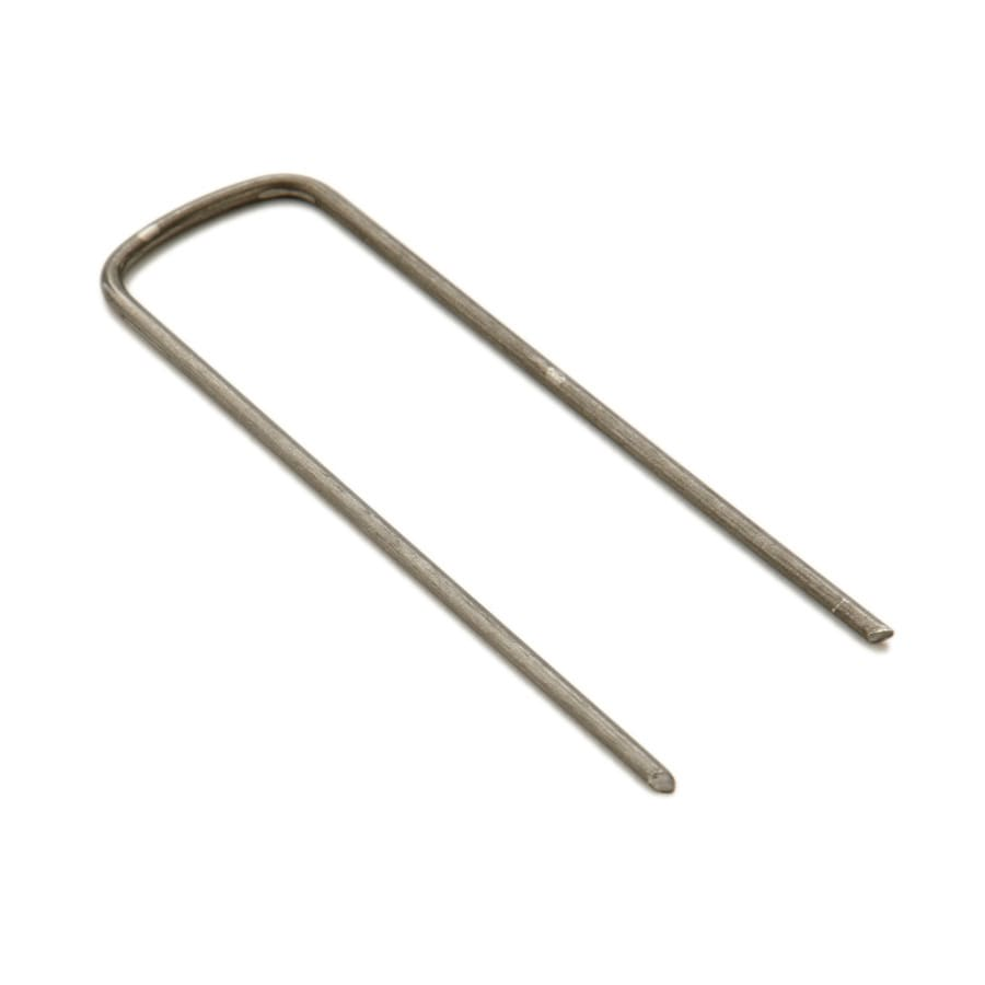 Greenscapes 25-Pack 4-in Steel Landscape Fabric Pins