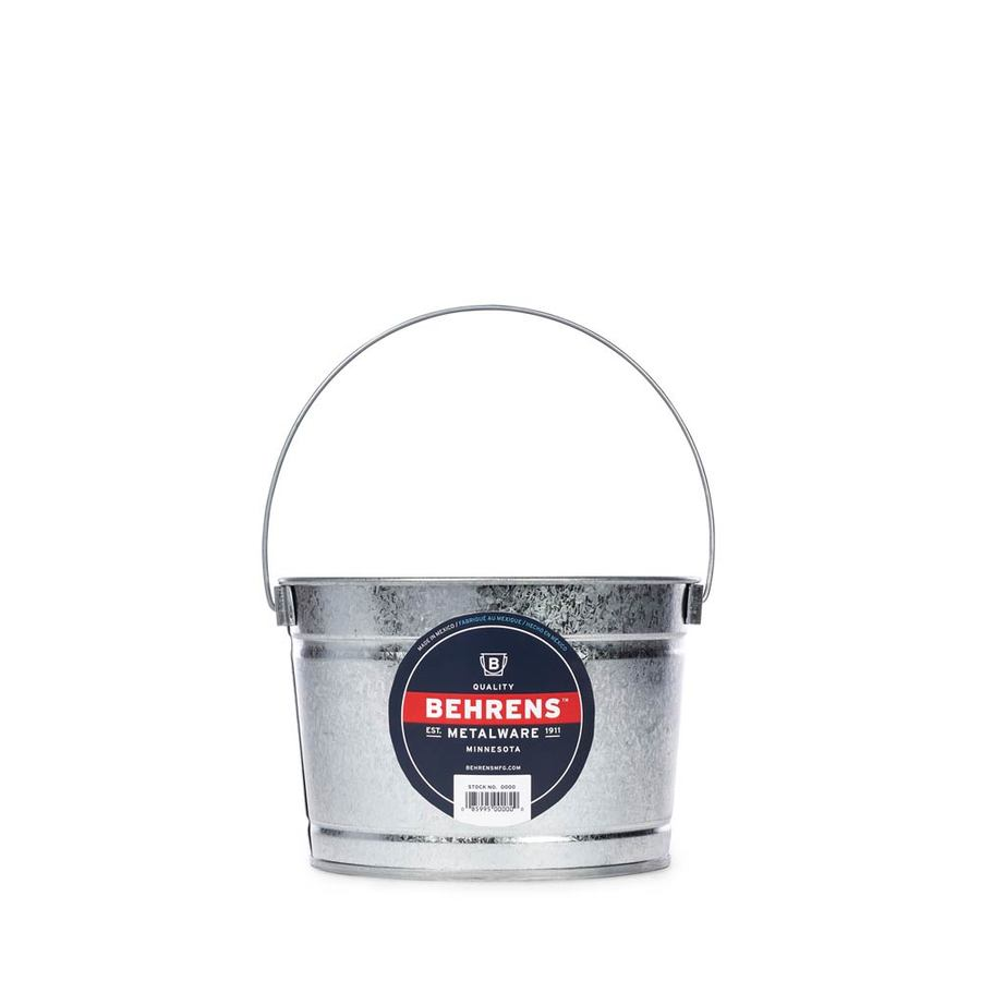 Shop Behrens 2 5 Quart Residential Paint Bucket At Lowes Com