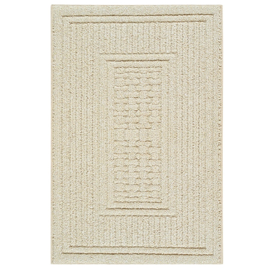 Mohawk Home Berwick Rectangular Tufted Throw Rug (Common: 2 x 4; Actual: 24-in W x 42-in L)