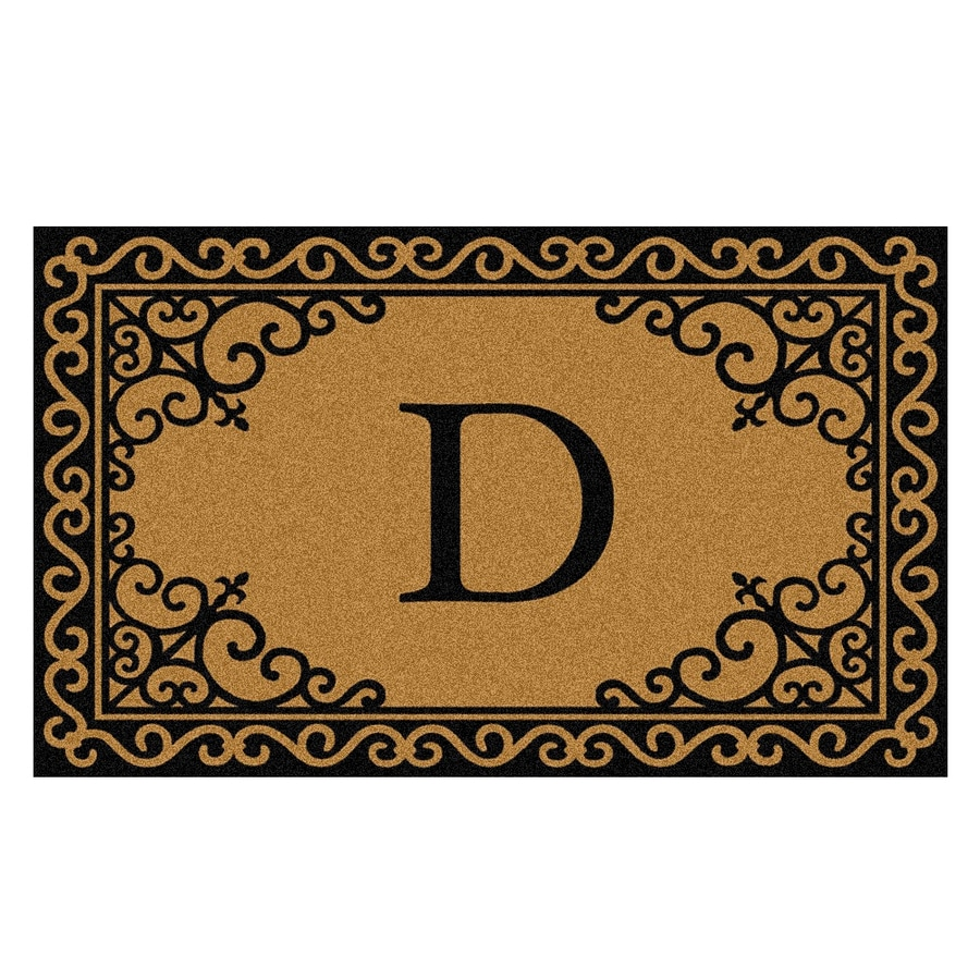 Mohawk Home Multicolor Rectangular Door Mat (Common: 23-in x 35-in; Actual: 23-in x 35-in)