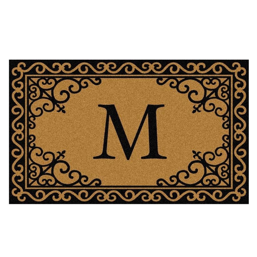 Mohawk Home Rectangular Door Mat (Common: 18-in x 30-in; Actual: 18-in x 30-in)