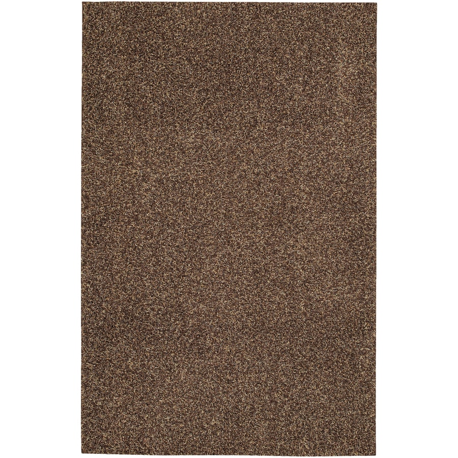 Mohawk Home 5-ft x 8-ft Wood Premiere Area Rug