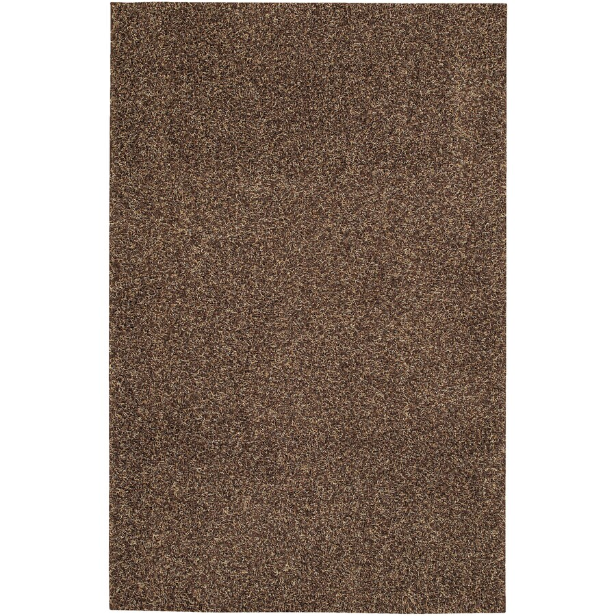 Mohawk Home 8-ft x 10-ft Wood Premiere Area Rug