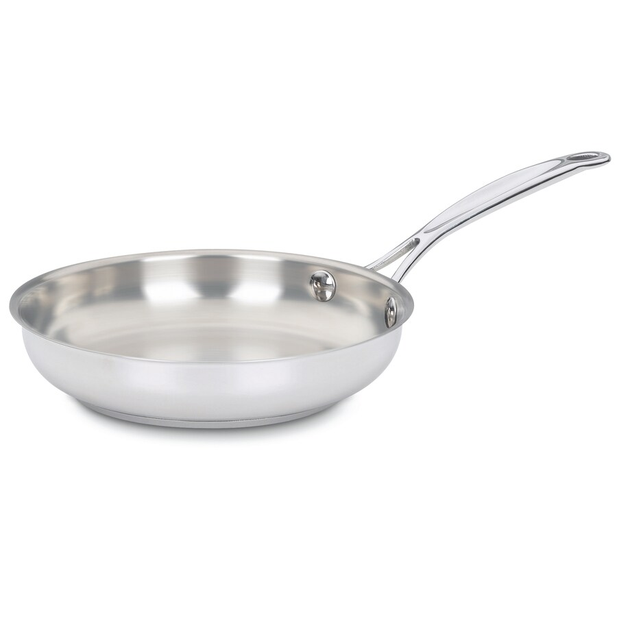 Cuisinart Chef's Classic 8-in Stainless Steel Skillet