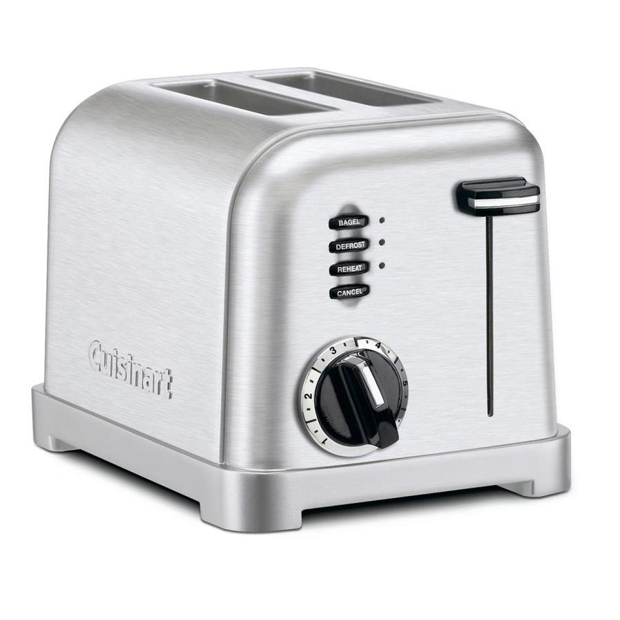 Cuisinart 2-Slice Metal Classic Toaster