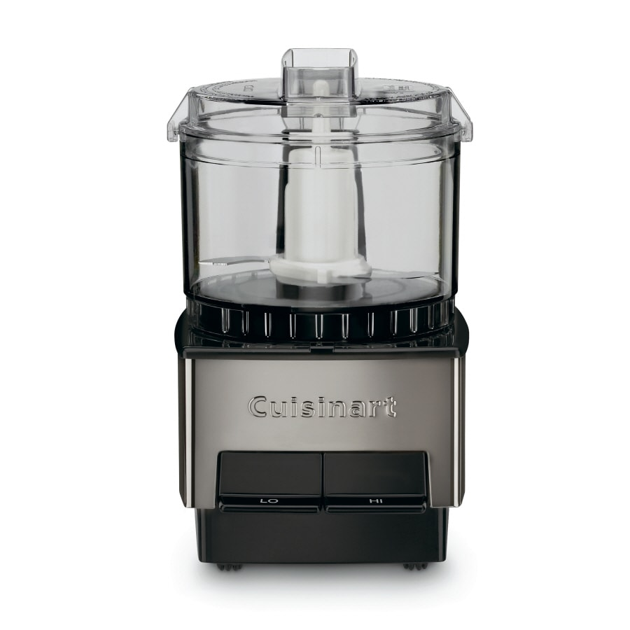 Cuisinart 2.5-Cup 250-Watt Chrome Food Processor
