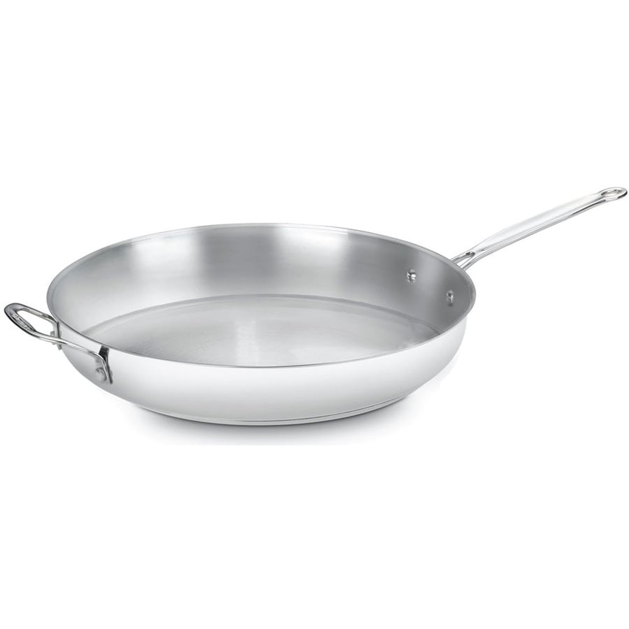 Cuisinart Chef's Classic 14-in Stainless Steel Skillet