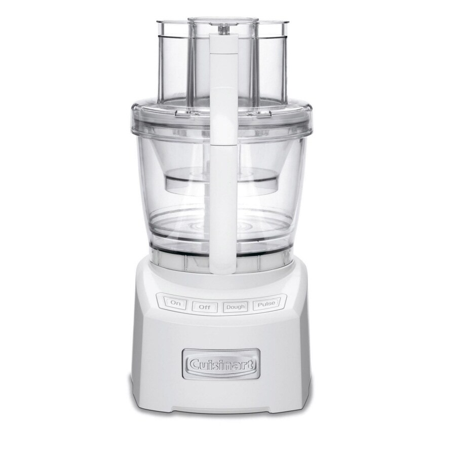 Cuisinart 14-Cup 1000-Watt White Food Processor