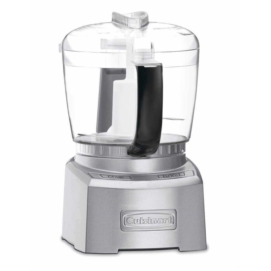 Cuisinart 4-Cup 250-Watt Silver 1-Blade Mini Food Chopper
