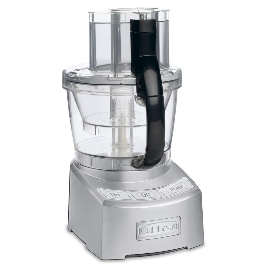 Cuisinart 12-Cup 1000-Watt Stainless Steel Food Processor