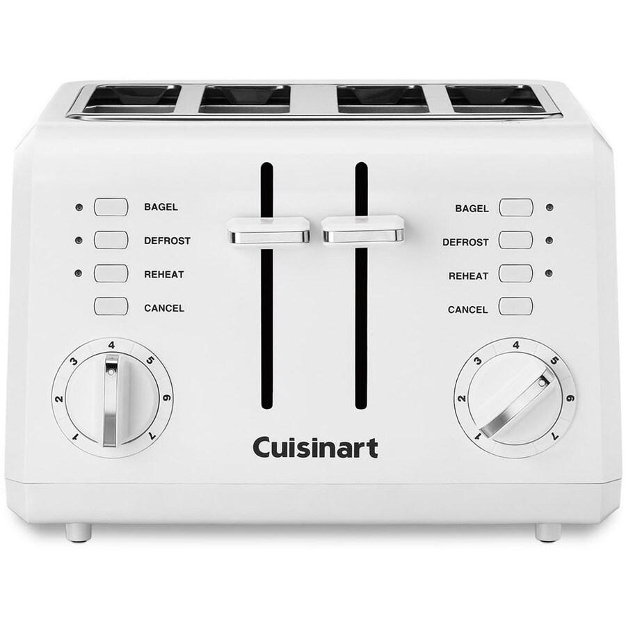 Cuisinart 4-Slice Metal Toaster